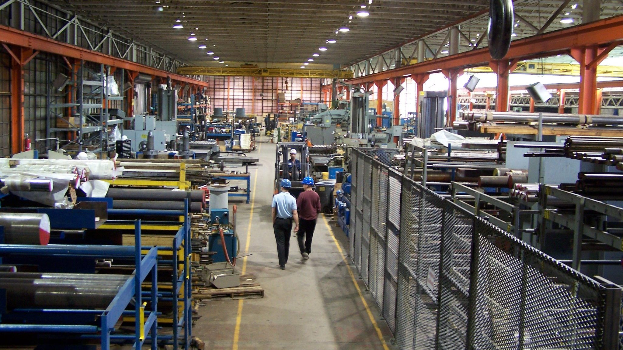Header Image - General Manufacturing LLC