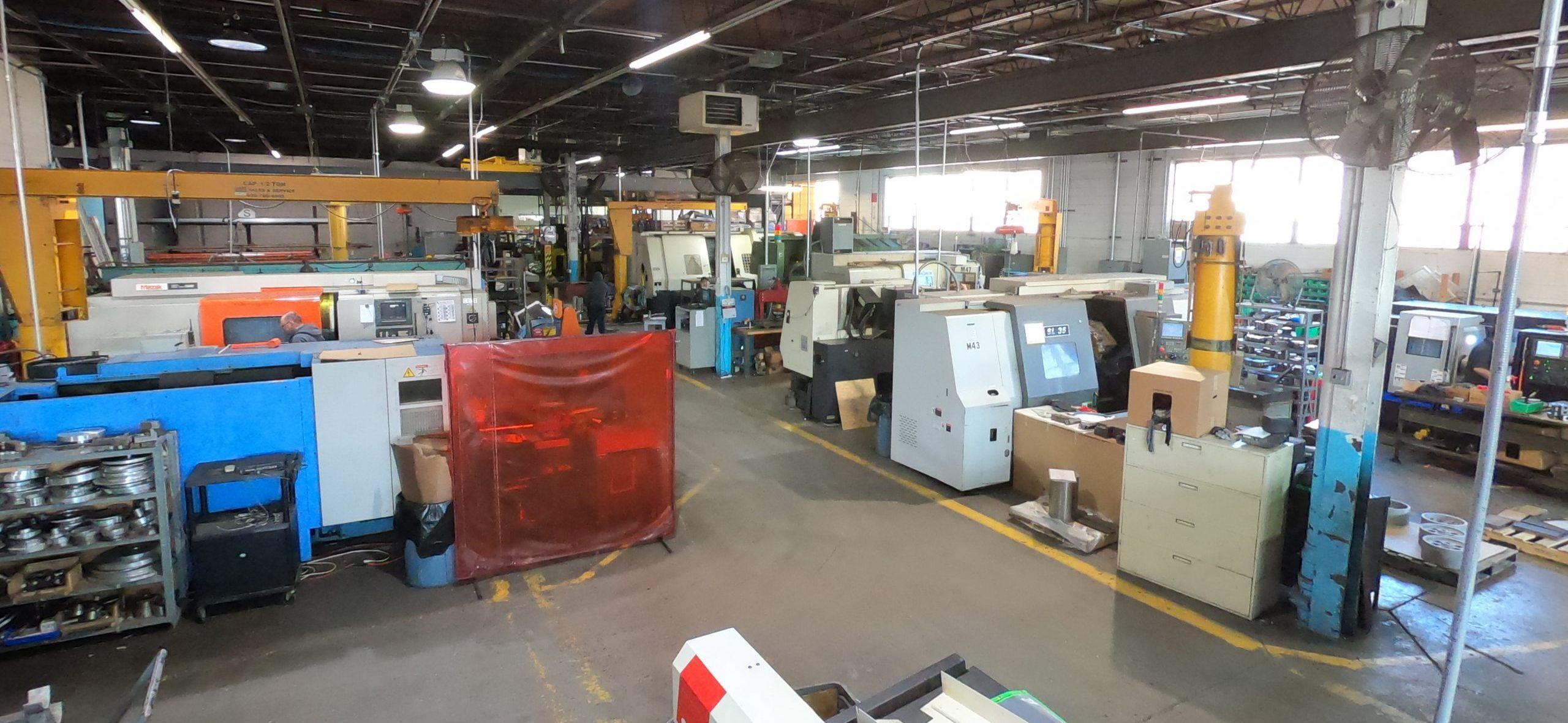 Header Image - General Manufacturing LLC